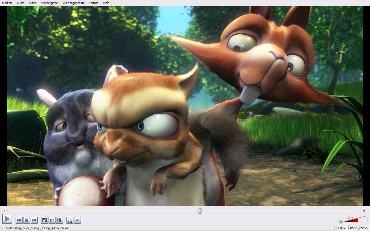 О программе: VLC Media Player - медиаплеер с поддержкой большинства